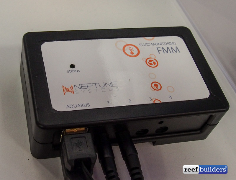 Neptune Systems new Fluid Monitoring Module