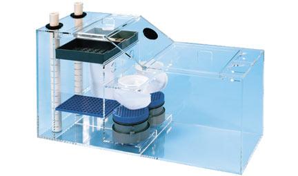 Reactor Vessel for Berliner WD-125  Wet Dry Filter for Aquarium Sump