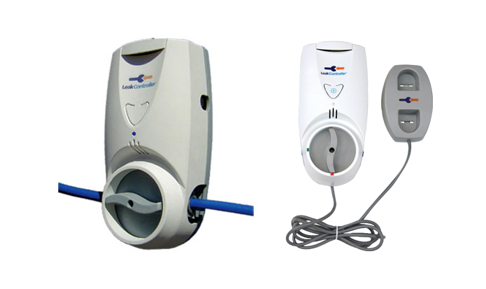 Example of a commercially available leak detector