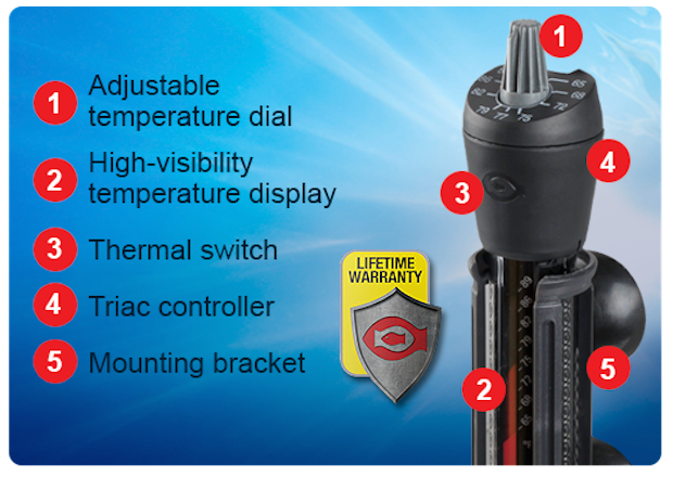 Precision Submersible Heater Quietly Released By