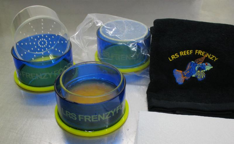 Pe mysis archives reef builders the reef and marine for Lrs fish food