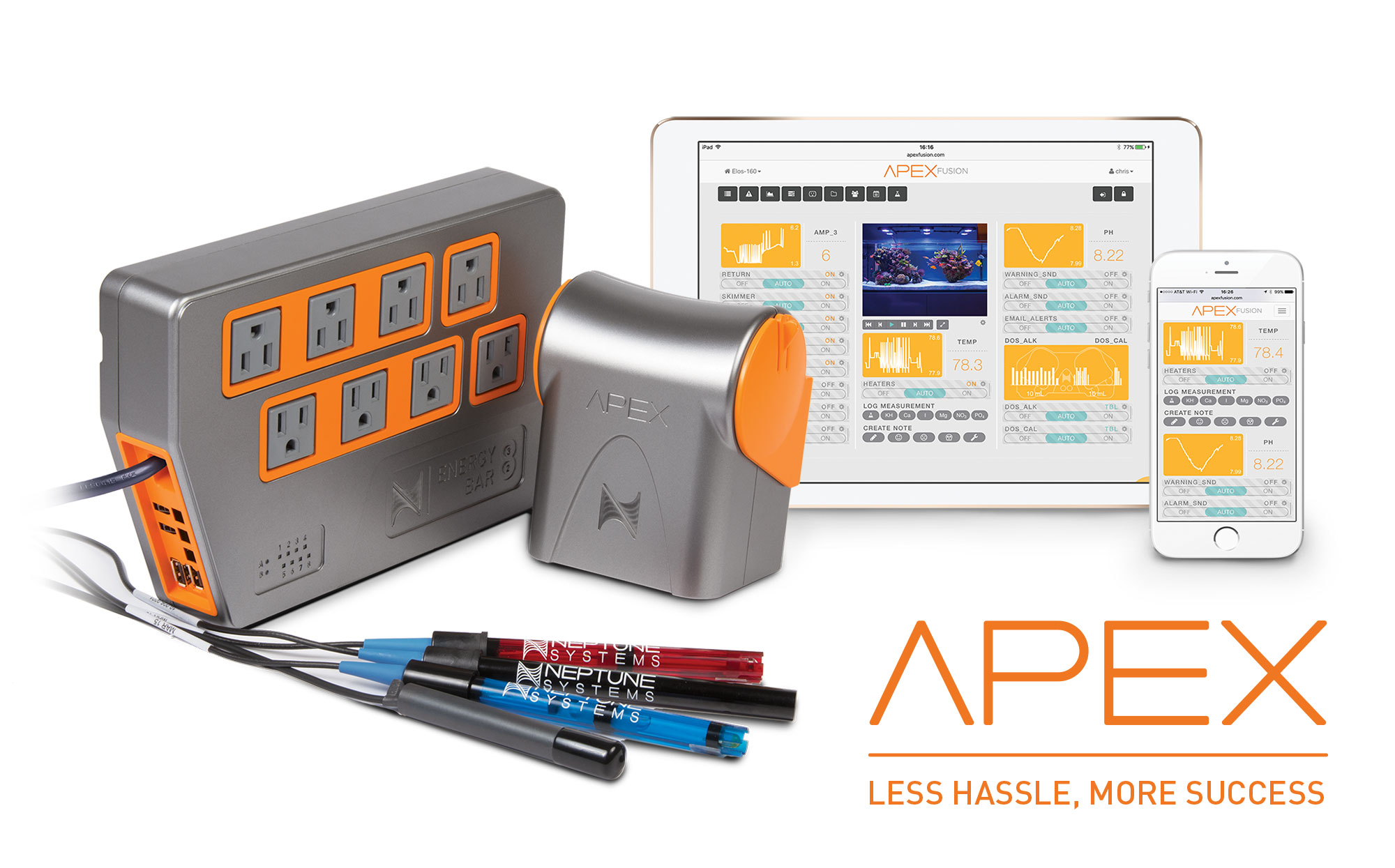 Neptune Systems Announces Next Generation Of Apex