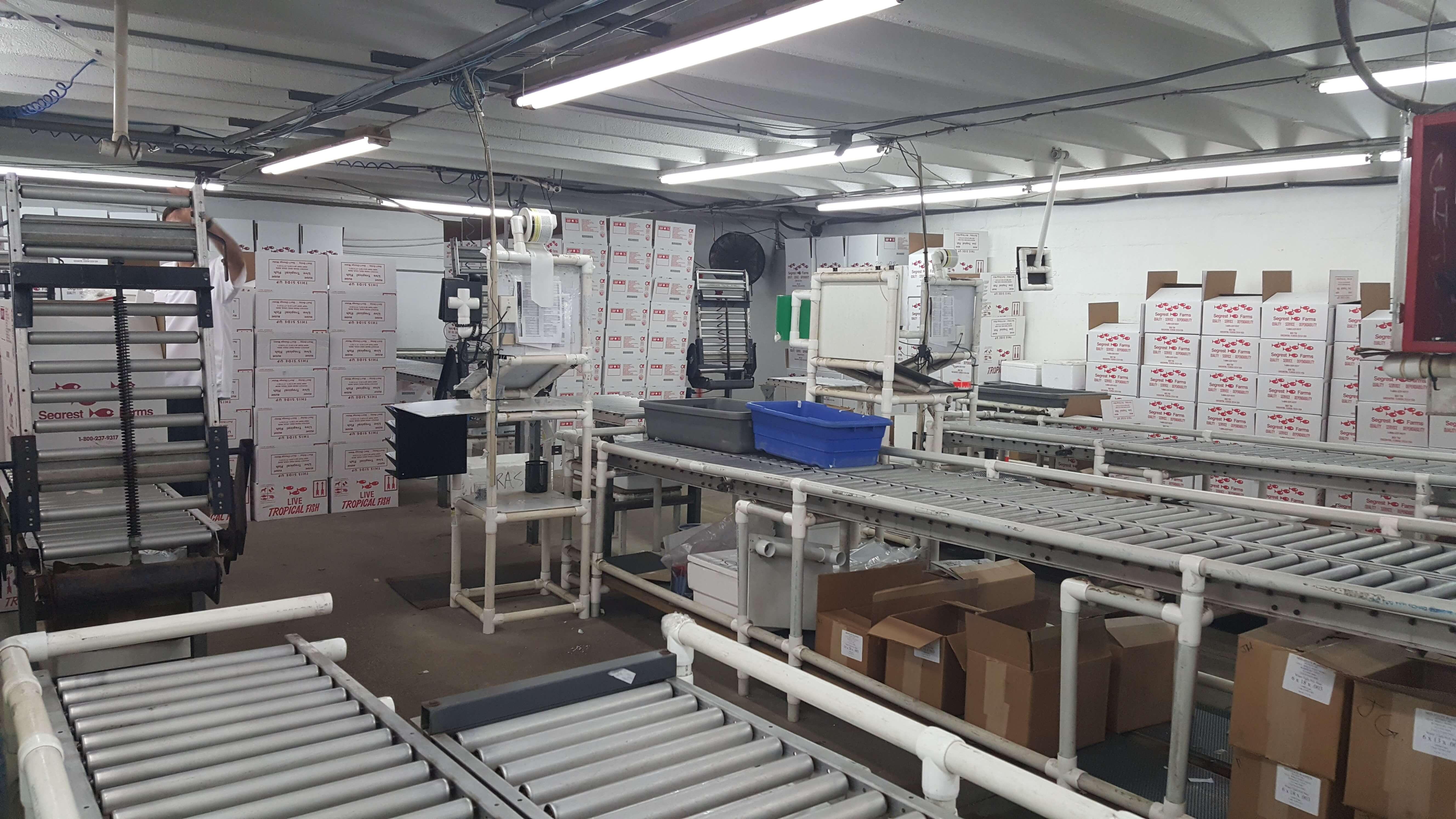 Segrest Farms Distribution Center