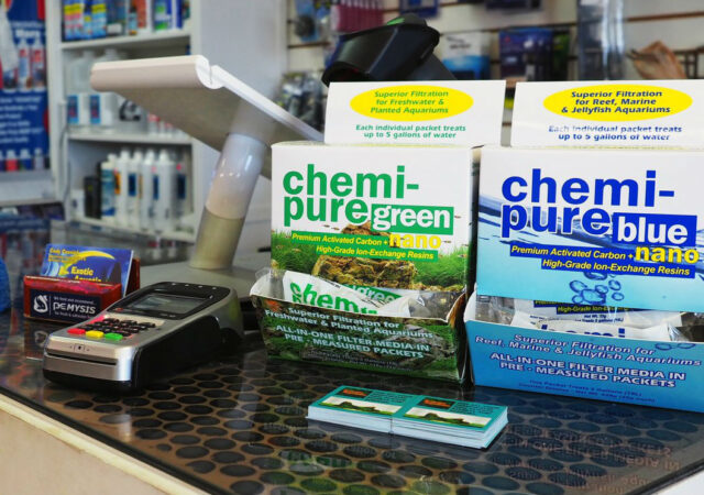 Chemipure point of sale