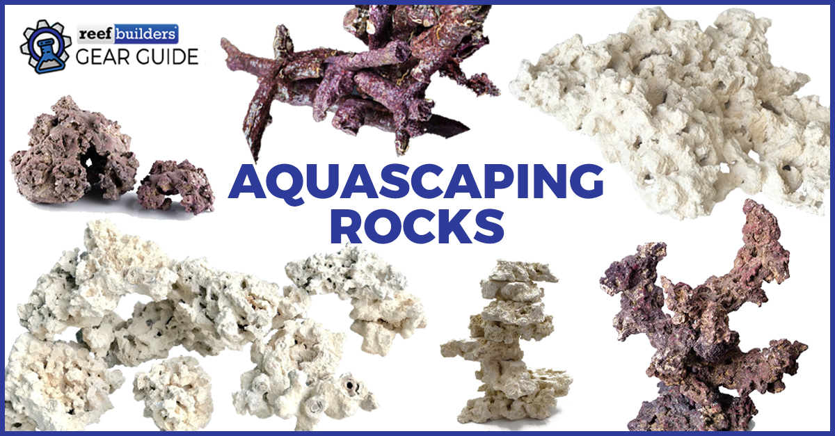 The Best Dry Rock For Aquascaping Saltwater Aquariums Reef Builders Gear Guide Reef Builders The Reef And Saltwater Aquarium Blog
