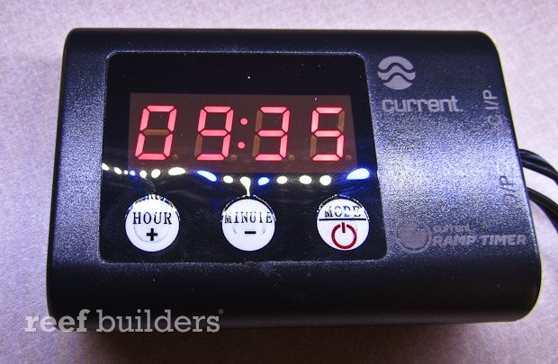 current usa led timer