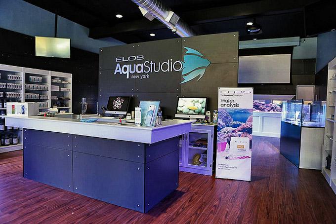 Elos Aquastudio New York Grand Opening Reveals A Gorgeous