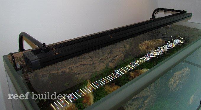 fluval led striplights combine a ton of leds in several. Black Bedroom Furniture Sets. Home Design Ideas