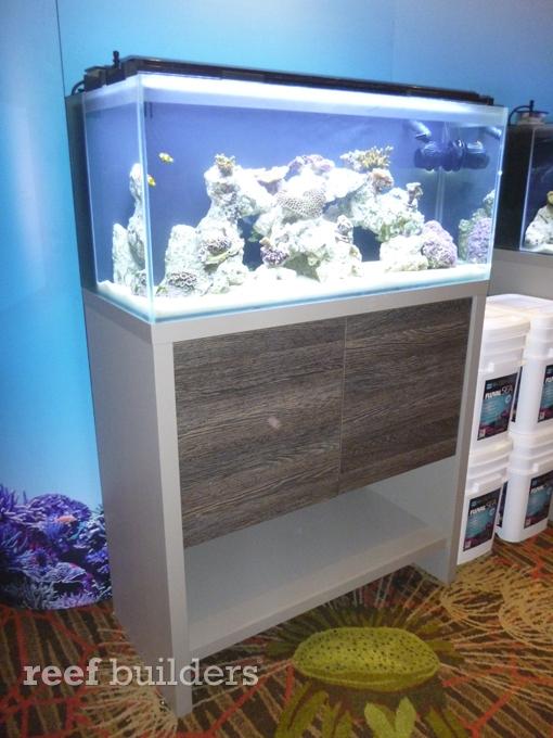Prototype Fluval Marine Systems Look Promising Reef
