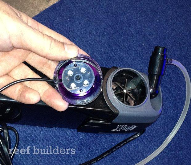 cobalt aquatics UV led duofilter