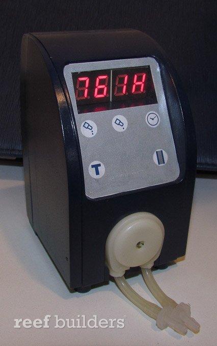 continuous dosing pump