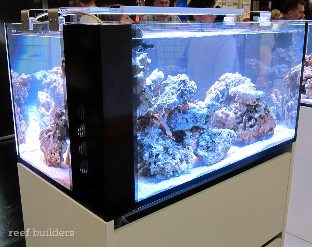 Elos Releases New System100 Aquarium To The World Reef