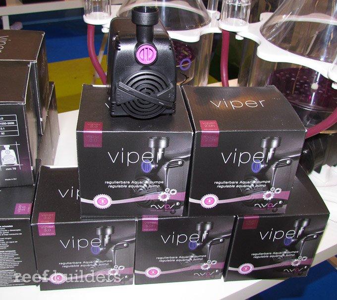 nyos viper quiet pump
