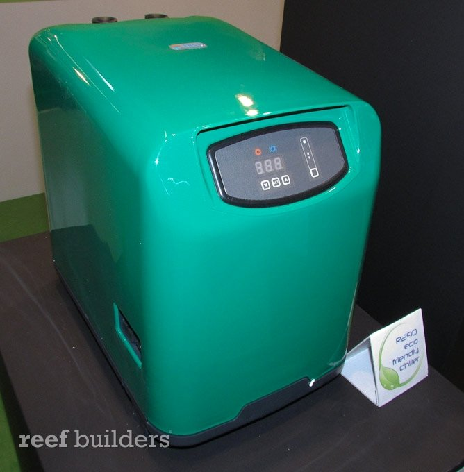 teco eco friendly chiller r290