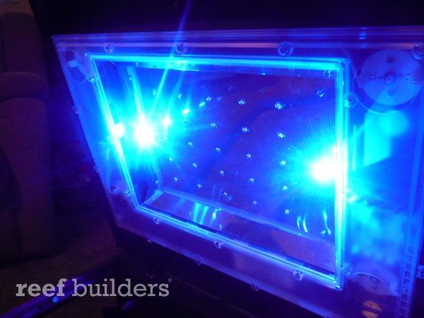 Jbj Led 28g Nano Cube Unboxed Reef Builders The Reef