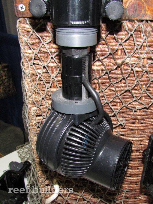 sea sweep propeller pump