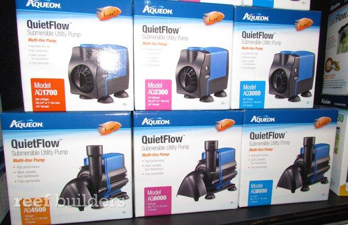 quietflow submersible utility pump