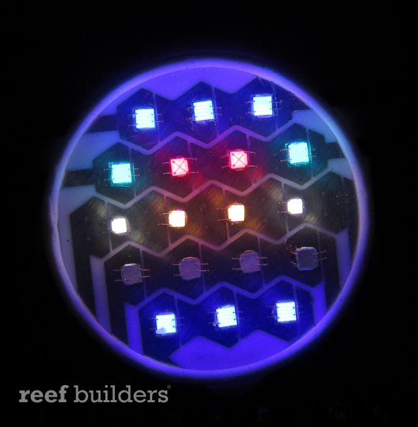 controllable led spotlight