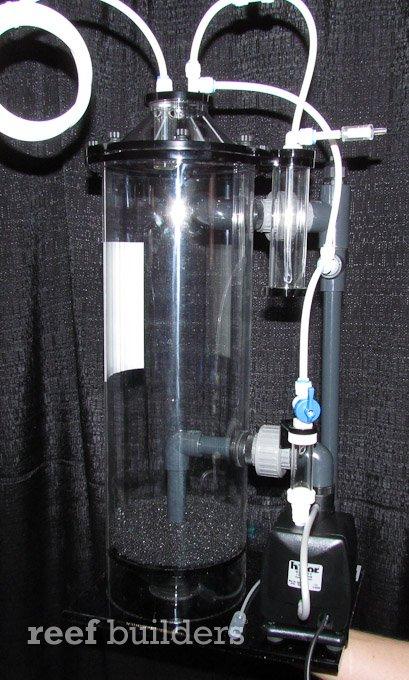 hydor calcium reactor
