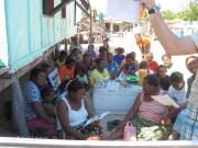 PNG SEASMART coral mariculture program 1