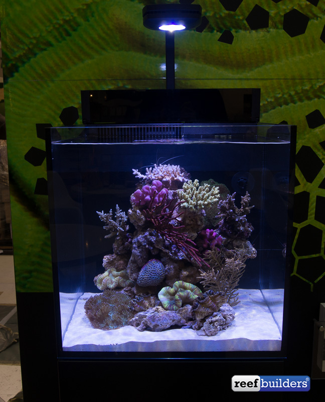 Red Sea Max Nano Is The Company S Smallest Reef Tank Yet