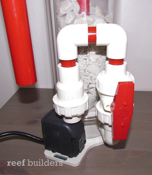 rxz vertex zeolite reactor