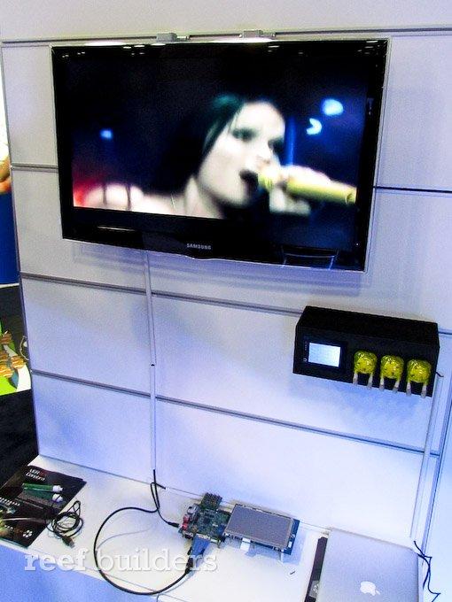 android aquarium controller