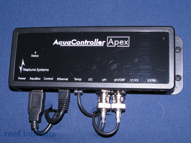 Apex Aquarium Controller From Neptune Systems Video And
