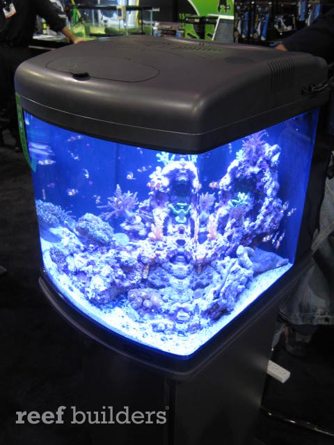 Jbj 39 S New Led Nano Cube Aquarium Reef Builders The