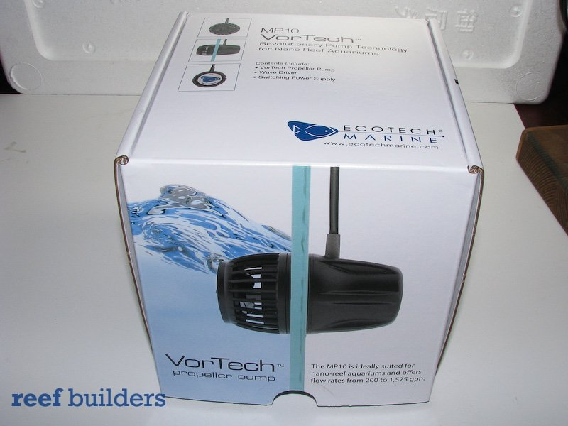 The Reef Builders Official Vortech Mp10 Unboxing Reef