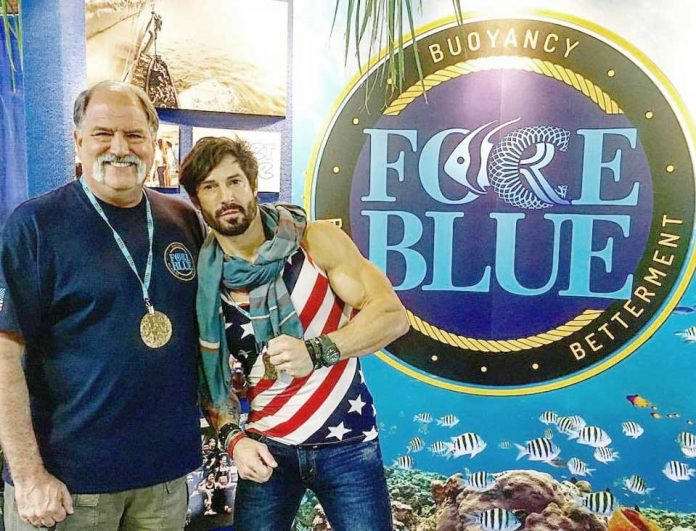 Keith Sahm, the general manager of Sunset House, has teamed up with U.S. Special Forces vets including Rudy Reyes, an Iraq war veteran who starred as himself in HBO mini-series 'Generation Kill,' to launch a new dive charity.
